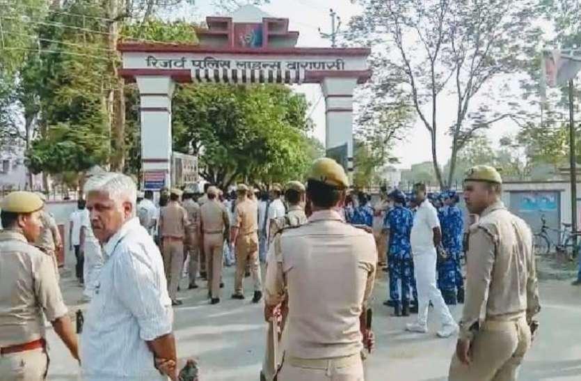 सड़क जाम करने पर आम आदमी नहीं पुलिस पर भी होती है कार्रवाई, विभाग में मचा हड़कंप