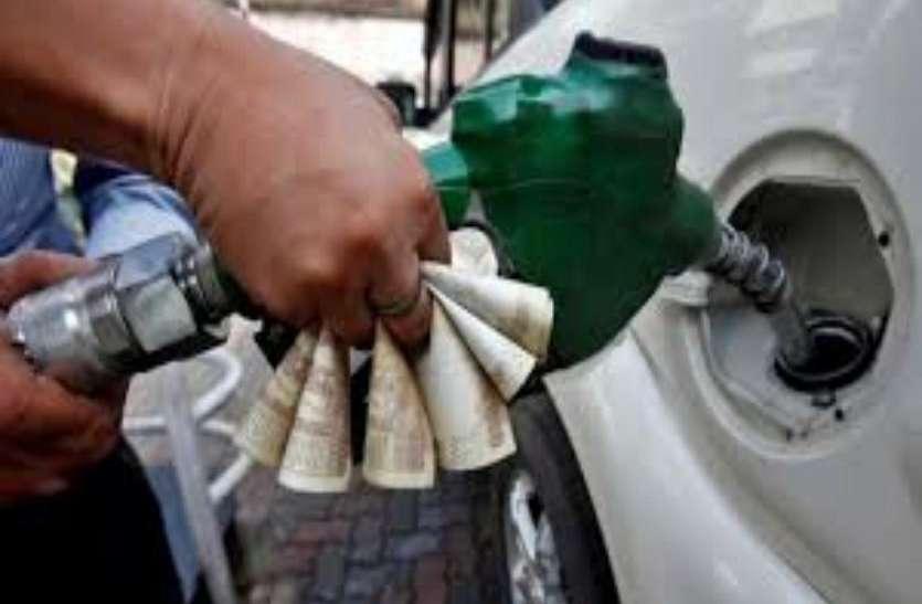 Today Petrol- Diesel Price in Bijnor: महीने के दूसरे हफ्ते में पेट्रोल और डीजल के दामों में हुई बढ़ौतरी, जाने आज के रेट