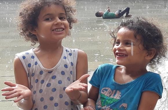 बारिश से मिली राहत,वज्रपात की अलग-अलग घटनाओं में दो की मौत