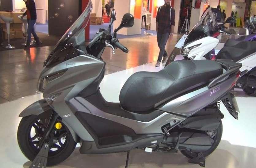 ताकतवर बाइक्स को भी पछाड़ देगा 22Kymco का X-Town 300i ABS स्कूटर