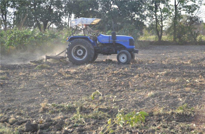 अभी तक नहीं आया सरकारी बीज, किसान बाजार से अप्रमाणित बीज खरीदने मजबूत