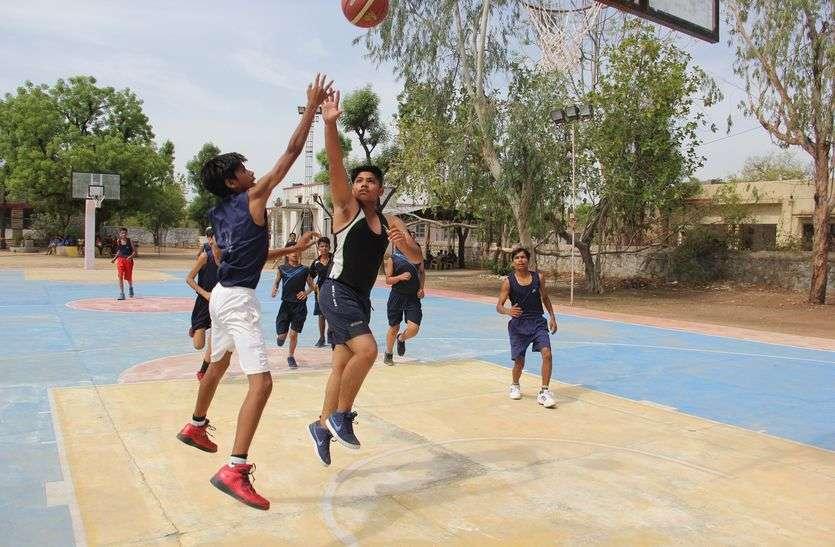 VIDEO नेशनल खिलाडिय़ों की जुबानी : राज्य सब जूनियर बास्केटबॉल शुरू, खिलाडिय़ों ने दिखाया दमखम