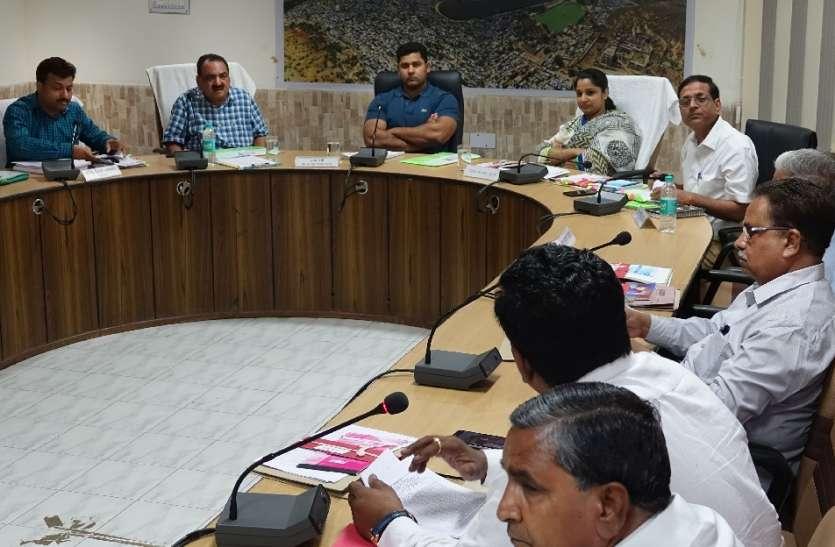 राज्यमंत्री चांदना ने बूंदी में अधिकारियों को दिए यह निर्देश, चुस्त-दुरुस्त रहे सरकारी मशीनरी