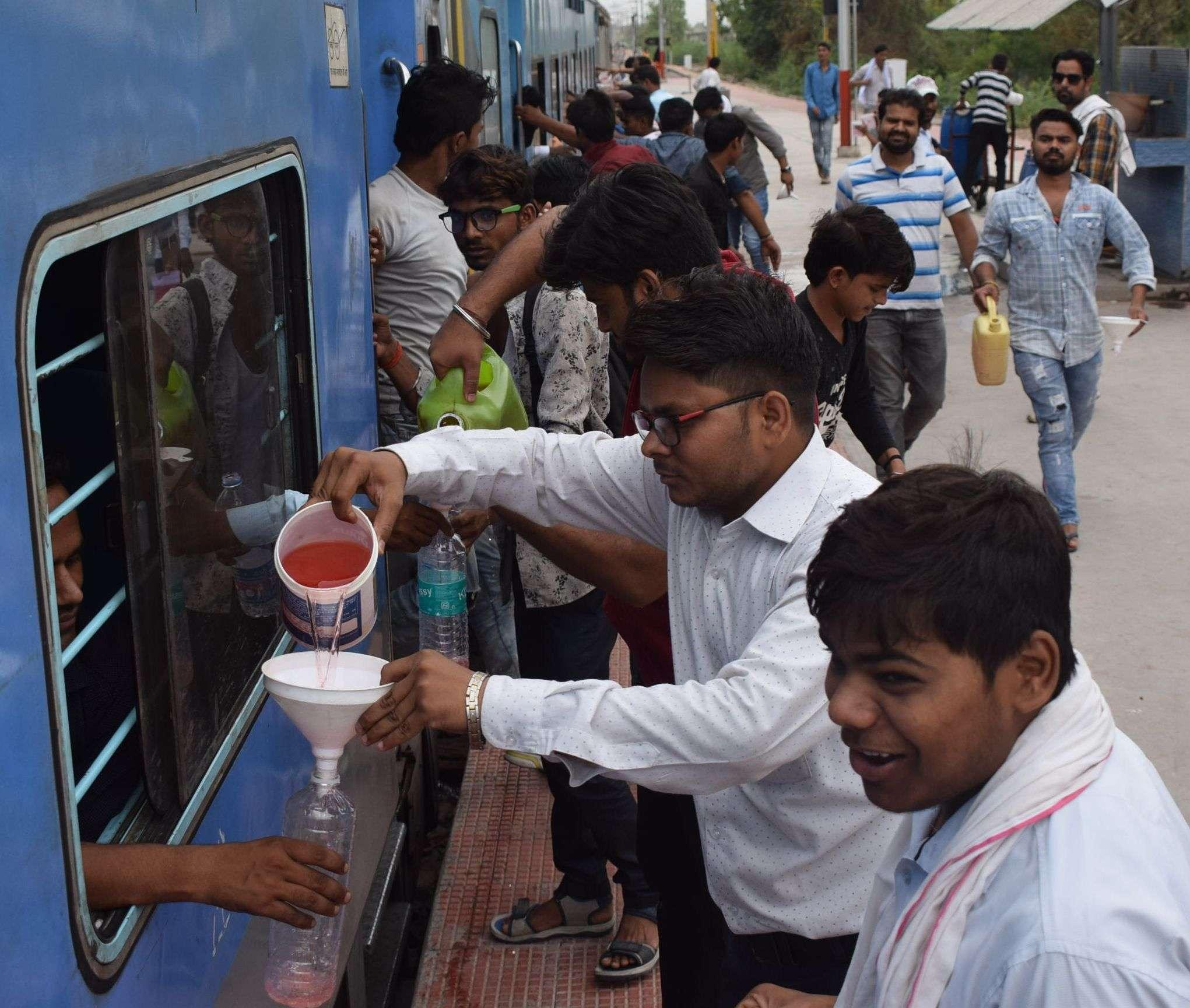 Fasted and performed charity on the Nirjala Ekadashi