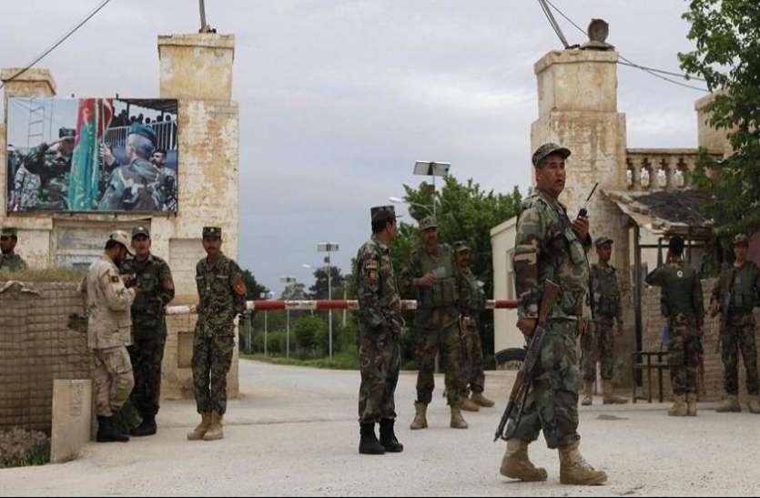 अफगानिस्तान: आत्मघाती हमले में 11 लोगों की मौत, 13 घायल