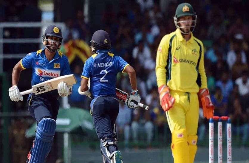 विश्व कप क्रिकेट : श्रीलंका के लिए मौजूदा विजेता ऑस्ट्रेलिया को रोकना होगा मुश्किल