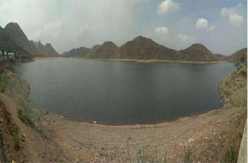 video : ये ऐतिहासिक तालाब जल संकट से बचाता रहा है उदयपुर को, अब इसमें इस कारण से पानी की आवक हो गई कम...