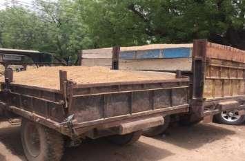 जयपुर कलेक्टर ने कहा.. बजरी माफिया के खिलाफ चलाया जाएगा अभियान