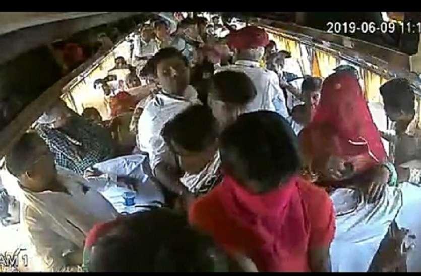 बस कंडक्टर के साथ मारपीट का एक आरोपी गिरफ्तार,सोशल मीडिया पर वीडियो हुआ था वायरल