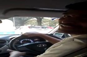 ये कैब ड्राइवर कर रहा है संस्कृत में बात, वीडियो हुआ वायरल