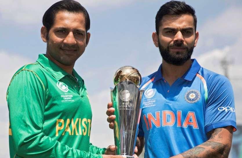 India vs Pakistan : वहां मैदान पर तो यहां मोबाइल पर लगेंगे चौके - छक्के