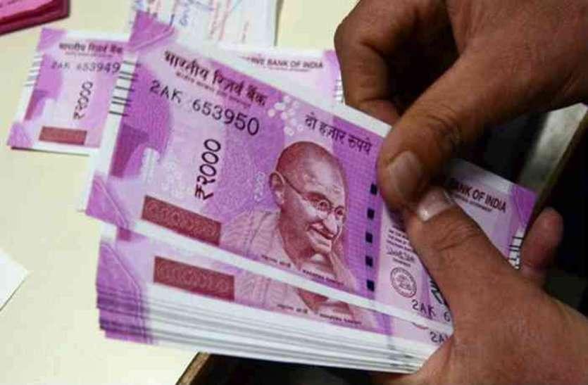 सरकार ने दिया दिवाली गिफ्ट, 3 फीसदी महंगाई भत्ता बढ़ाने की घोषणा