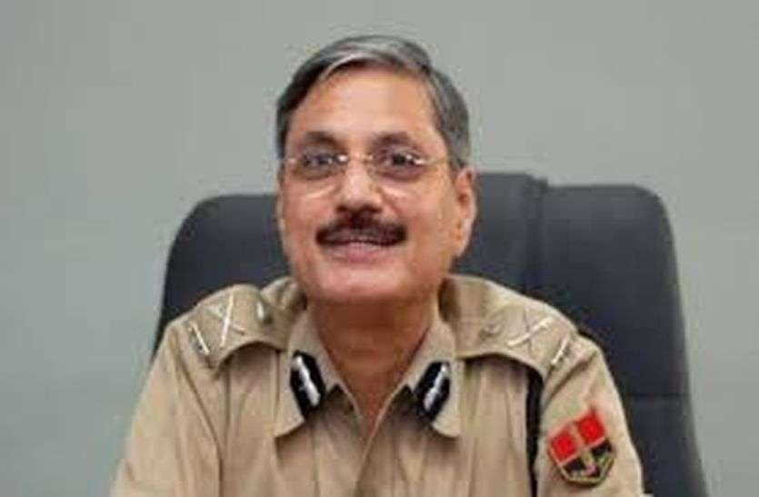 सरकारी तंत्र भी बजरी माफिया को पनपाने में मददगार-डीजीपी गर्ग