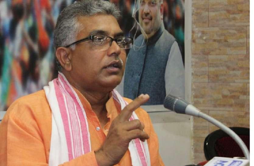 West Bengal: बंगाल को बनाएंगे गुजरात, पर नहीं बनने देंगे बांग्लादेश-दिलीप घोष