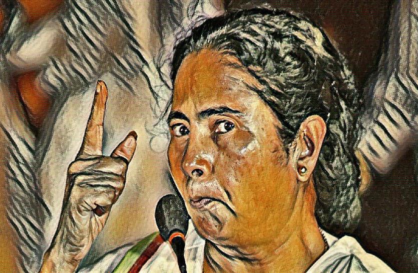 बंगाल: ममता बनर्जी ने EVM पर उठाए सवाल, बोलीं- भाजपा ने अपने हिसाब से की थी प्रोग्रामिंग