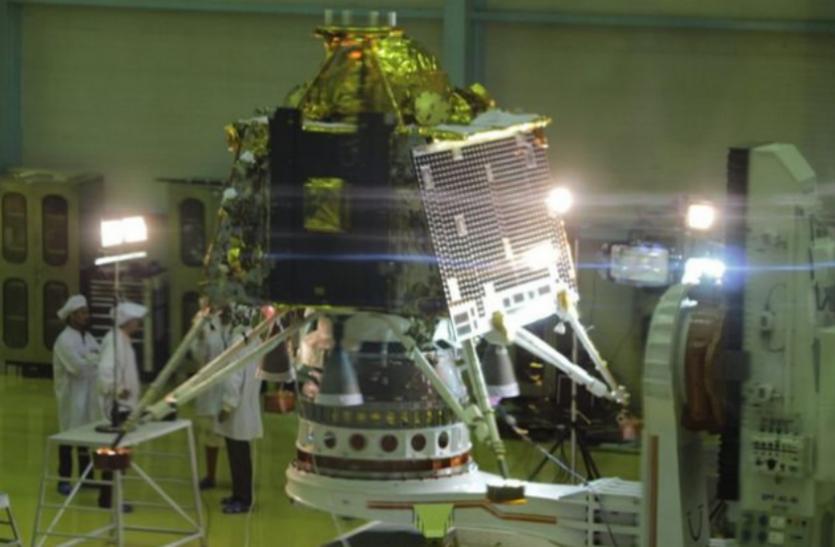 Chandrayaan-2: चंद्रमा पर फैलेगी अमरोहा की 'खुशबू', बनने जा रही दूसरों के लिए मिसाल