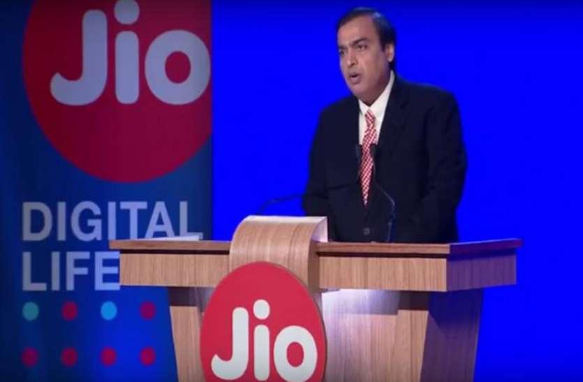 JIO का बड़ा ऑफर, 198 व 399 के रिचार्ज पर मिलेगा 100% कैशबैक और शॅापिंग कूपन
