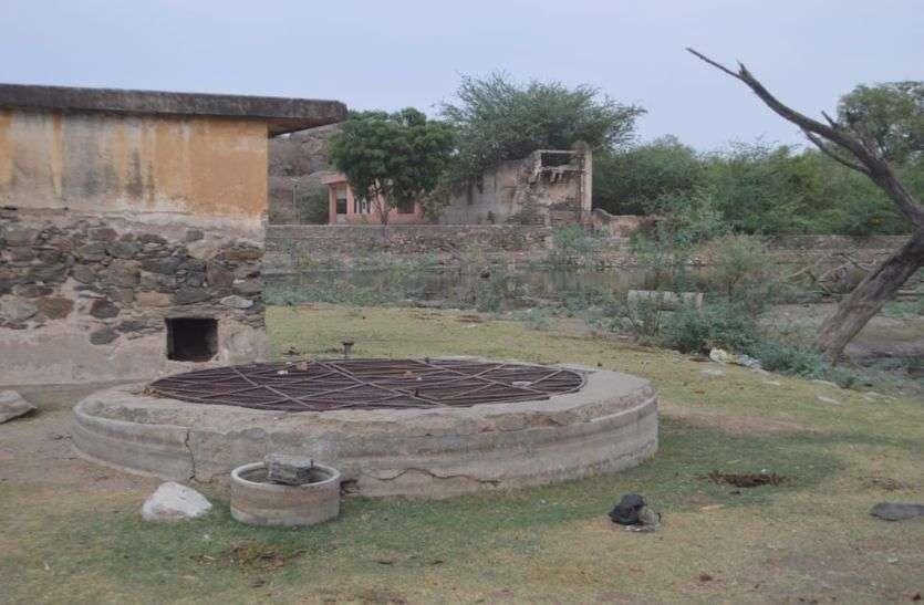 आखिर याद आए किशनगढ़ के प्राचीन कुएं