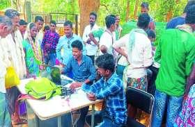 पुलिस निभा रही खाद्य विभाग, बैंक, अस्पताल का अहम रोल, जानिए ग्रामीणों को कैसे मिल रहा लाभ