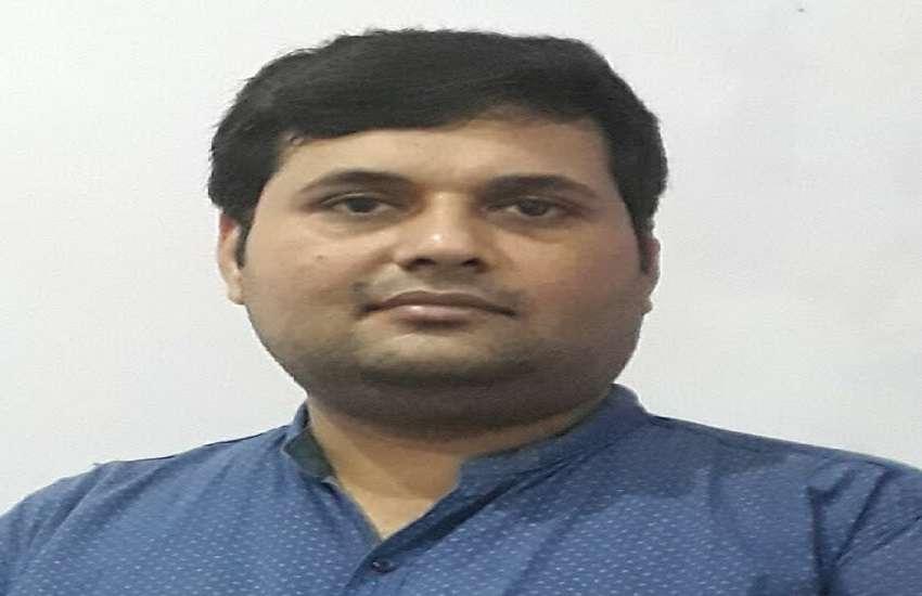 Dr. Shayam Sunder Pandey