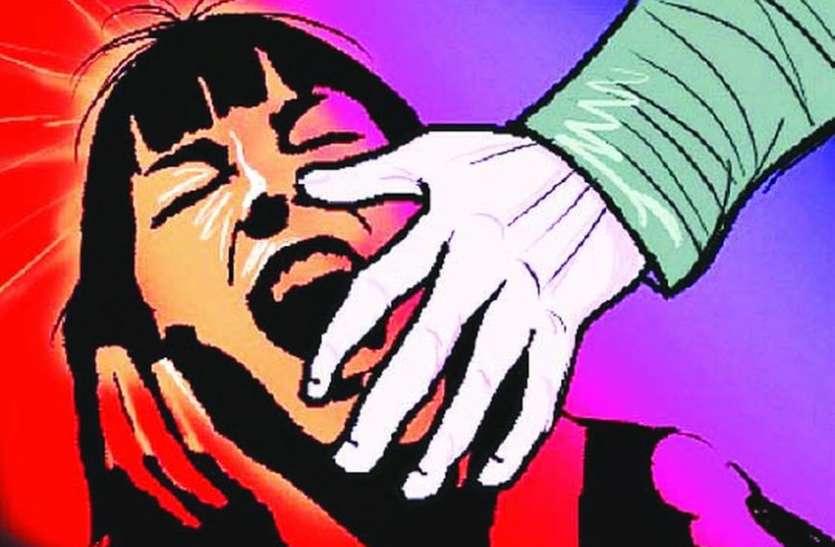 Rape in ajmer : युवती को अगवा कर किया बलात्कार