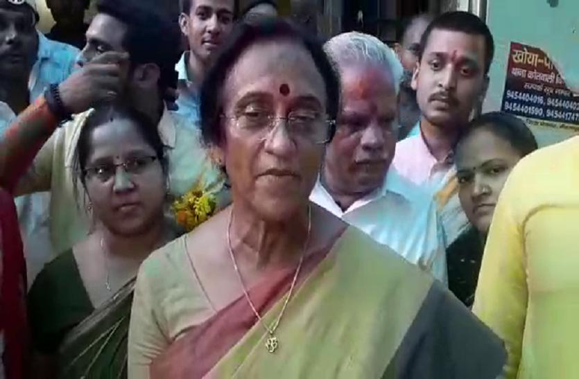 भाजपा सांसद रीता बहुगुणा जोशी की पोती की पटाखों की चपेट में आने से मौत