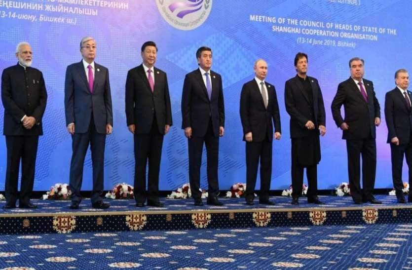 SCO के मंच पर पाकिस्तान की जोरदार धुलाई, मोदी नीति पर सभी एकजुट