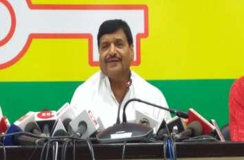 मुख्यमंत्री योगी कर्मठ व्यक्ति, सपा के साथ जाने का नहीं कोई इरादा: शिवपाल सिंह यादव
