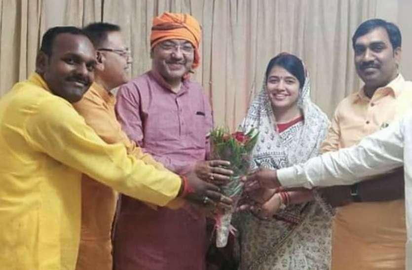 वीरेन्द्र गोयल बने भाजपा जिलाध्यक्ष, कांतदेव का इस्तीफा मंजूर