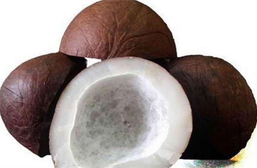 दुबलेपन समेत इन 10 परेशानियों से चाहते हैं निजात तो खाएं सूखा नारियल
