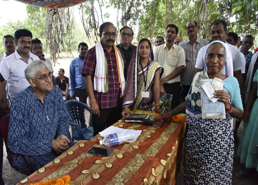पंचायत मंत्री टीएस बोले- अब सभी को रियायती दर पर मिलेगा राशन, 10 रुपए प्रति किलो मिलेगा चावल