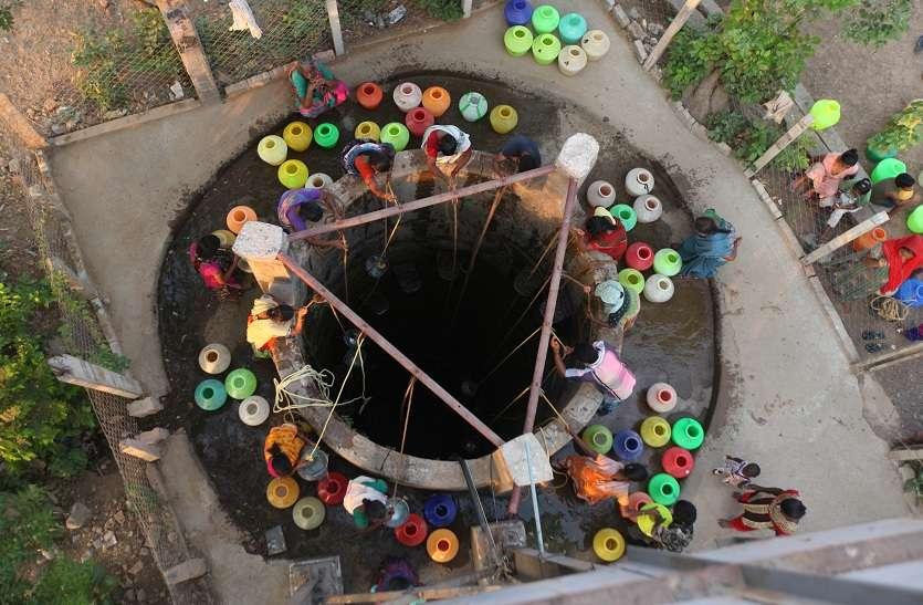 तमिलनाडु में पानी की किल्लत