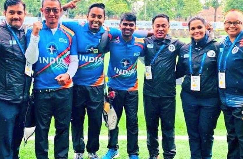 वर्ल्ड आर्चरी चैंपियनशिप: 14 साल बाद फाइनल में पहुंचा भारत, चीन से होगा मुकाबला