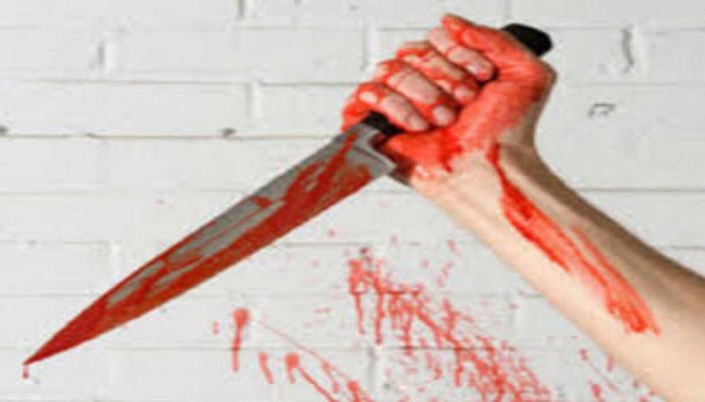 पति करता था पत्नी के चरित्र पर संदेह चाकू की कर दी हत्या