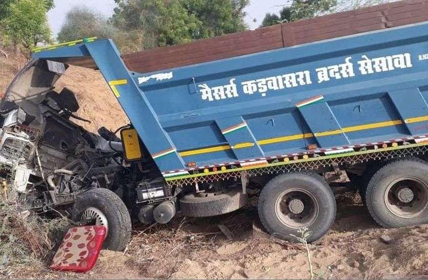 गुजरात से मजदूरी कर लौट रहे थे दो परिवार, विरोल सरहद में हुआ ऐसा दर्दनाक हादसा