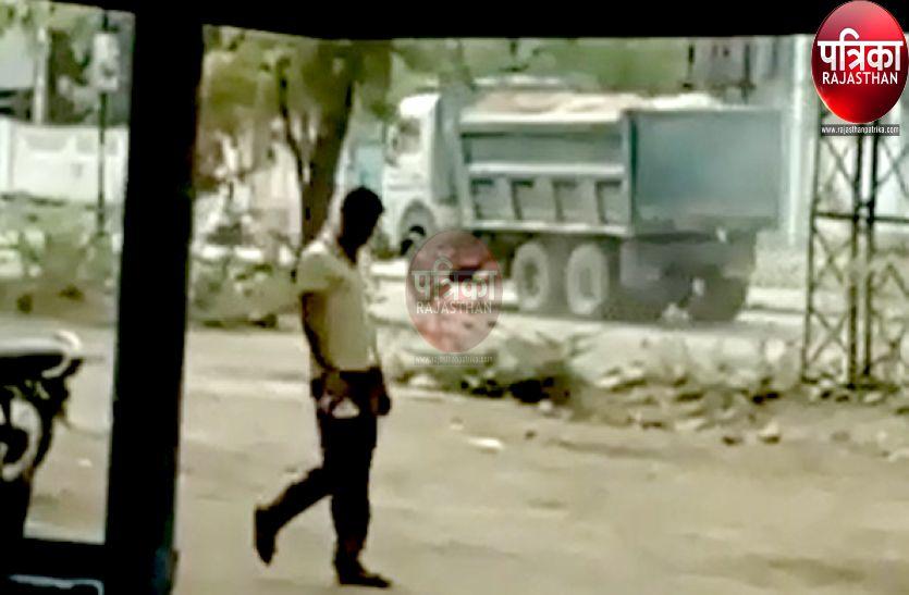 VIDEO : बजरी माफिया के आगे नतमस्तक पाली की पुलिस, अब किसानों ने दी आंदोलन की दी चेतावनी