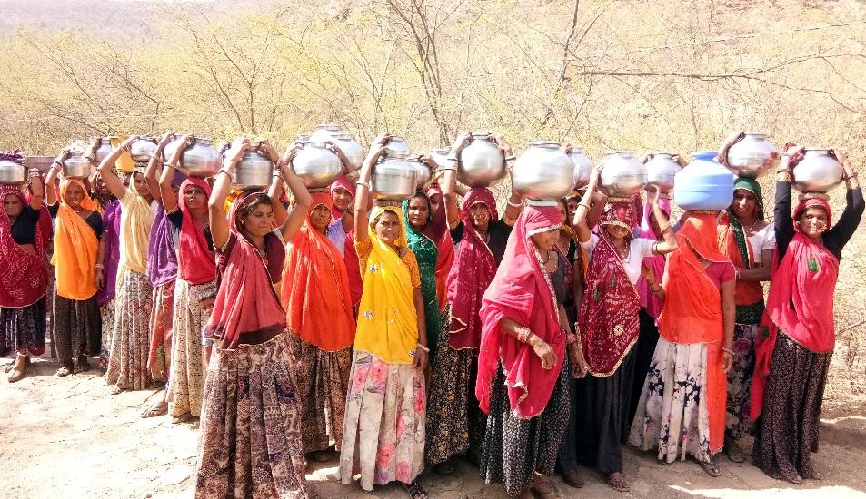 वन्यजीवों की आवाजाही के बीच इस गांव की महिलाएं पानी के लिए उठा रही खतरा, रोजाना करनी पड़ रही मशक्कत