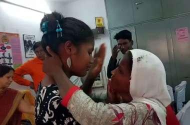 सात साल की उम्र में उत्तर प्रदेश से बिछड़ी बेटी, जयपुर में दस साल बाद अपनी मां से मिली, तो ऐसा हुआ मिलन, छलके आंसू