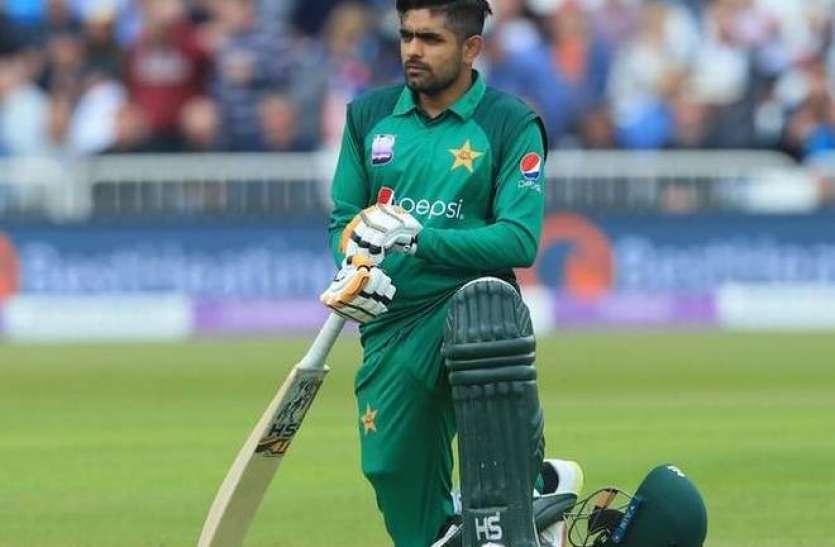 पाकिस्तानी क्रिकेटर बाबर आजम