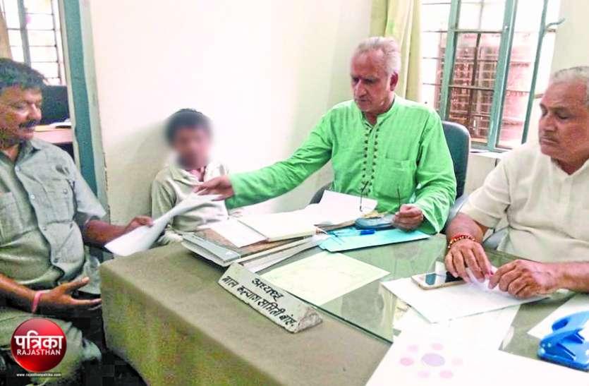 बांसवाड़ा : गडरिये के चंगुल से छूटे बालक ने सुनाई आपबीती, 'तीन साल में न होली मनाई और न दिवाली, पिता ने रख दिया था गिरवी'