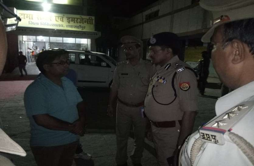 Three youths shot dead in this district of UP
