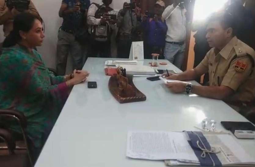 सांसद दीया कुमारी ने दुराचार मामले में राज्य सरकार पर  साधा निशाना