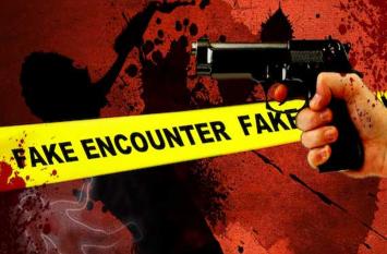 फर्जी एनकाउंटर में यूपी दूसरे नंबर पर, 39 मामले संदिग्ध