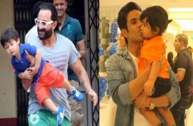 फादर्स डे 2019:  बॉलीवुड के ये स्टार्स हैं आदर्श पिता, कायम की स्पेशल बॉन्डिंग की मिसाल