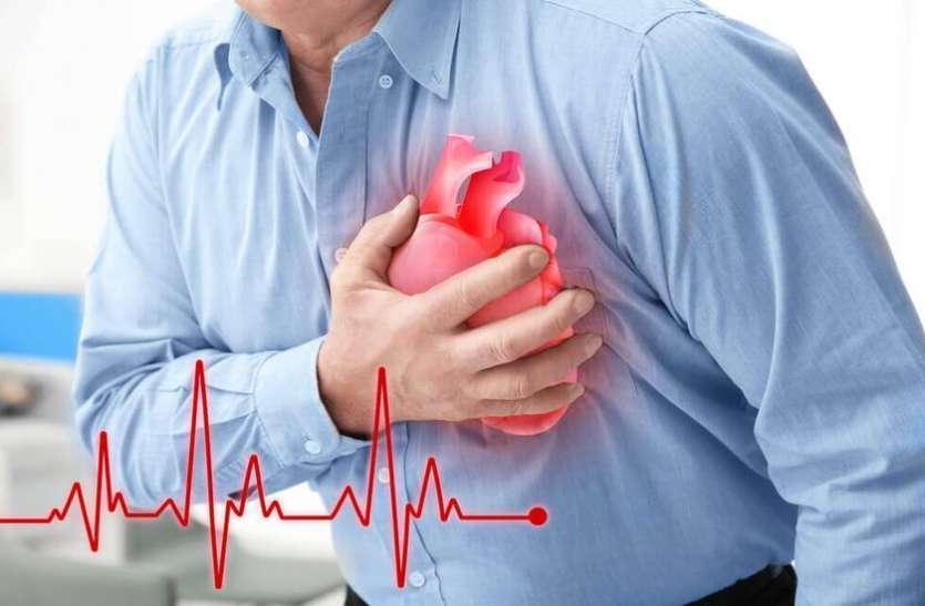 केस स्टडी एंड डॉक्टर्स ओपीनियन: हार्ट अटैक से पूर्व फूलती है सांसे