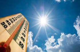 शनिवार को फिर झुलसा यूपी का ये शहर पारा 44 के पार,गर्मी से बढ़ा ब्रेन अटैक का खतरा
