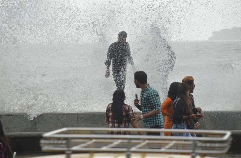 अब सप्ताह भर बाद मानसून के मुंबई पहुंचने के आसार