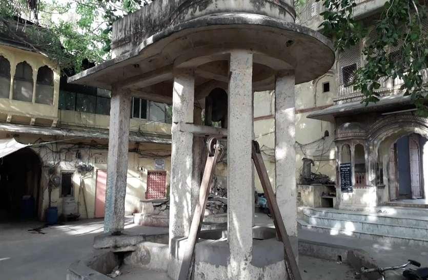 जानिए जयपुर के कुओं का इतिहास...देखिए वीड़ियो