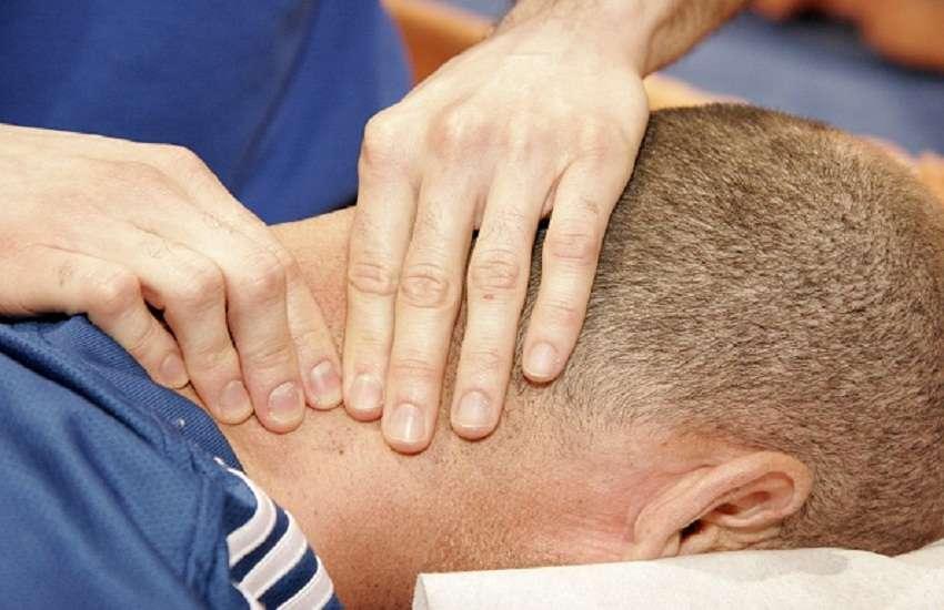 massage in trains