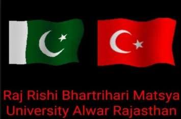साइबर सुरक्षा पर सवाल : मत्स्य विश्वविद्यालय की वेबसाइट तीसरी बार हैक, विद्यार्थियों ने विरोध प्रदर्शन किया